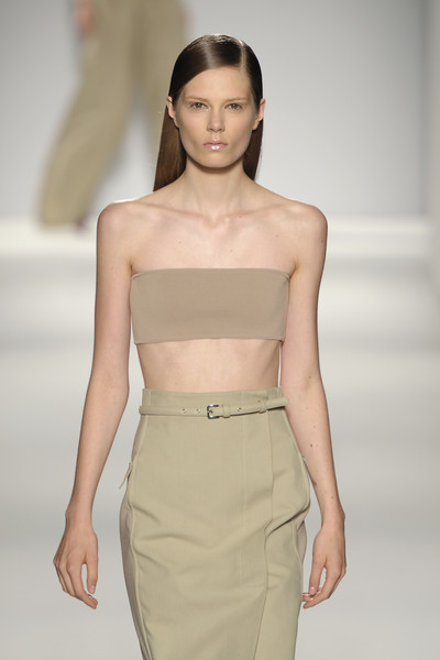 MaxMara at Milan Spring 2011