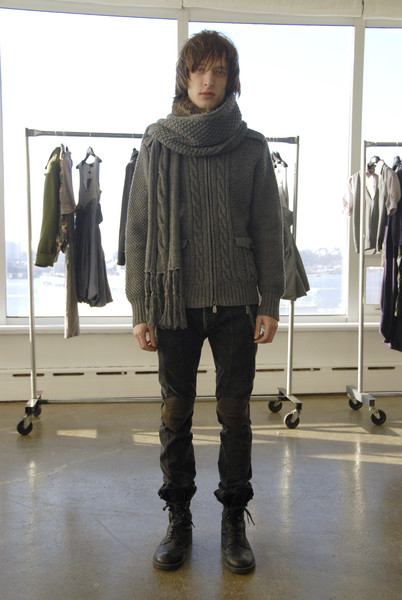 McQ at New York Fall 2007