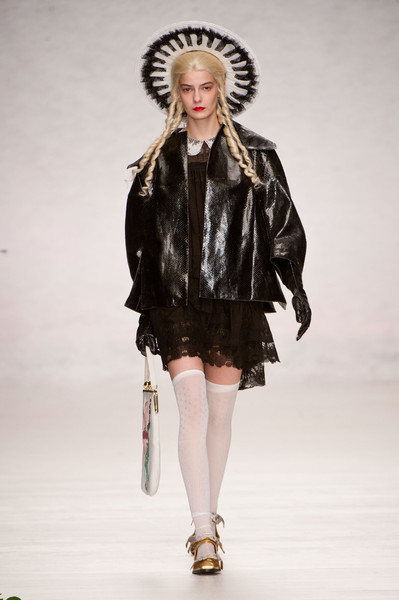 Meadham Kirchhoff Spring 2014 photo 15