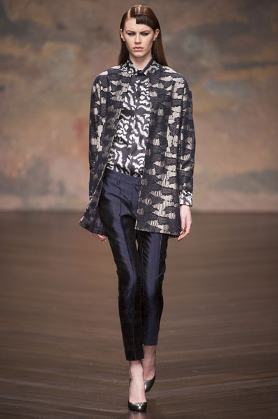 Michael van der Ham at London Fall 2013