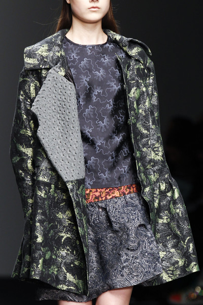 Michael van der Ham at London Fall 2013 (Details)