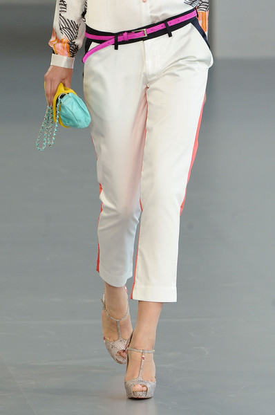 Michael van der Ham at London Spring 2012 (Details)