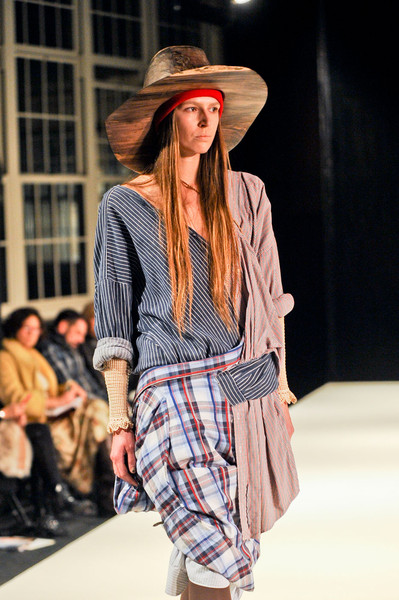 Miguel Adrover at New York Fall 2012