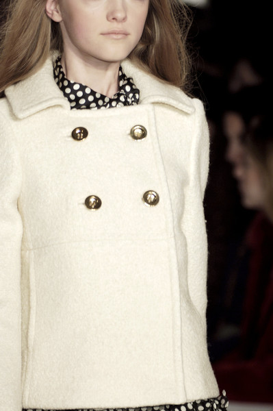 Milly at New York Fall 2006 (Details)
