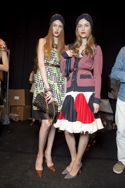 Milly Spring 2011 - Backstage