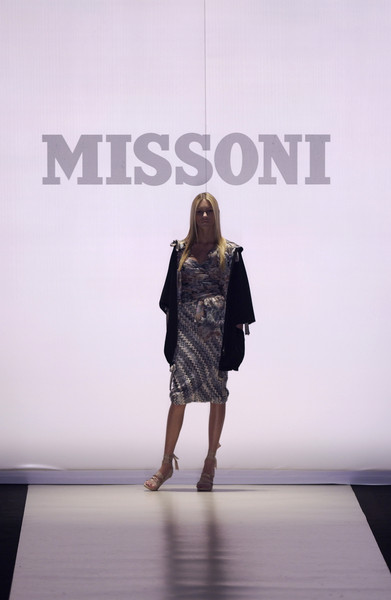 Missoni at Milan Fall 2005