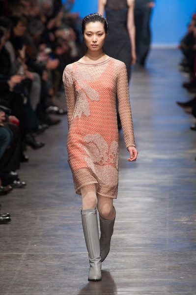 Missoni at Milan Fall 2013