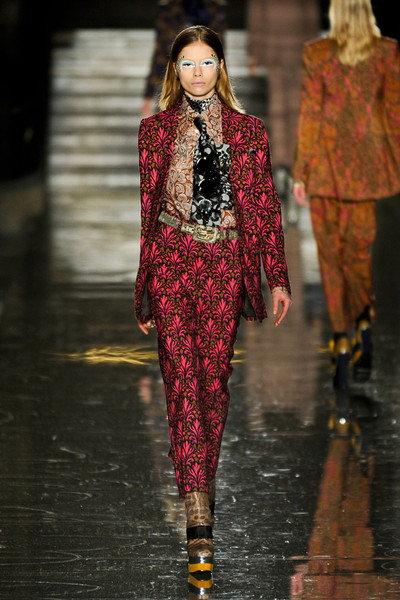 Paris Fashion Week Fall 2012, Miu Miu