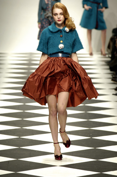 Moschino Cheap & Chic Fall 2005