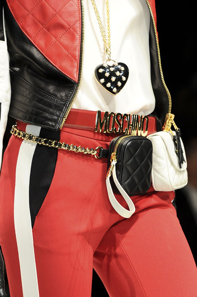 Moschino at Milan Fall 2012 (Details)