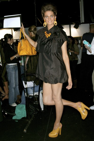 Moschino at Milan Spring 2007 (Backstage)