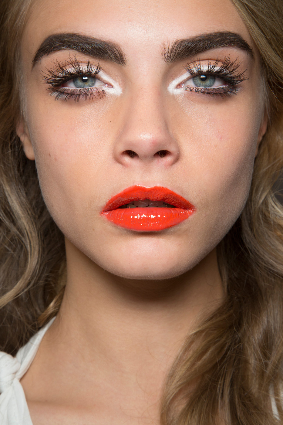 Retro Barbie - Halloween Makeup Inspiration From The Runway - StyleBistro