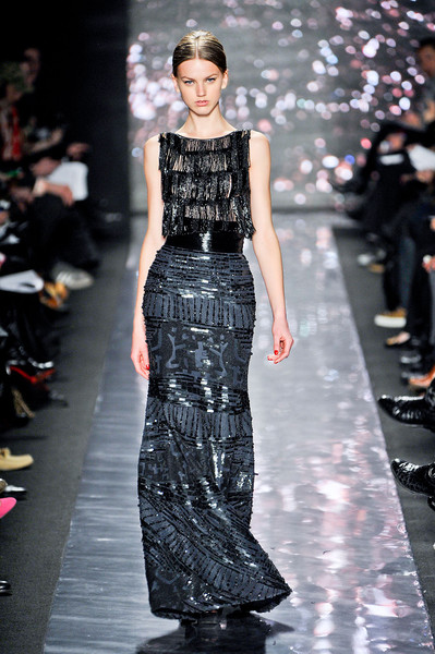 Naeem Khan at New York Fall 2012
