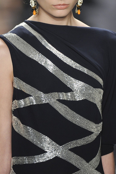 Naeem Khan at New York Spring 2012 (Details)