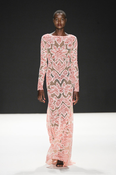 Best Spring 2013 Runway Gowns - Naeem Khan