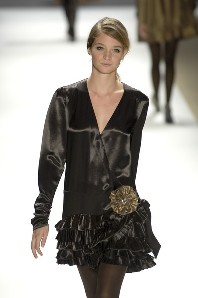 Nanette Lepore at New York Fall 2007