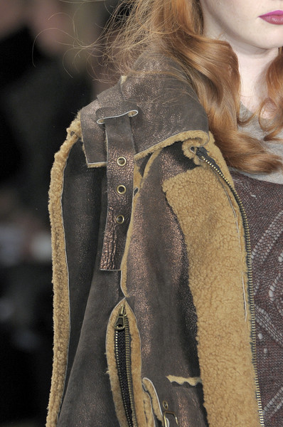 Nanette Lepore at New York Fall 2010 (Details)