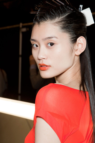Narciso Rodriguez Fall 2012 - Backstage