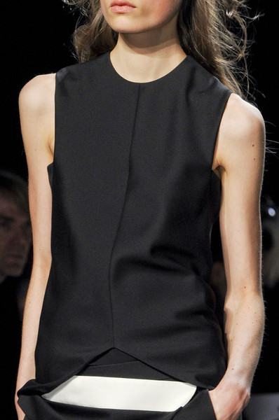 Narciso Rodriguez at New York Fall 2013 (Details)