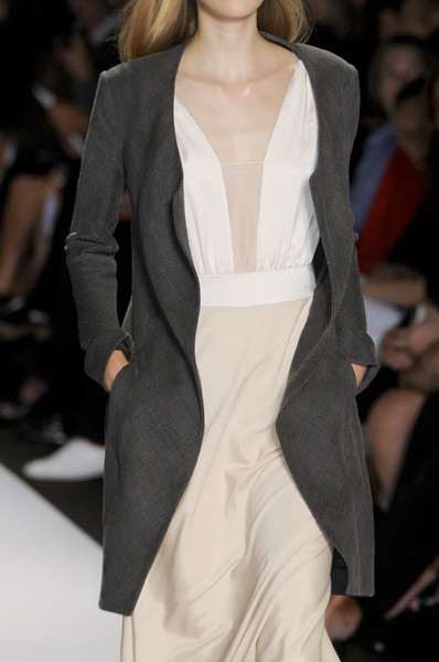 Narciso Rodriguez at New York Spring 2011 (Details)
