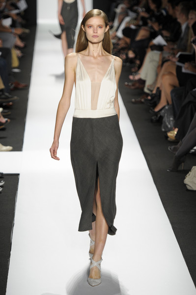Narciso Rodriguez Spring 2011