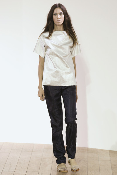 Nicole Farhi at London Spring 2011