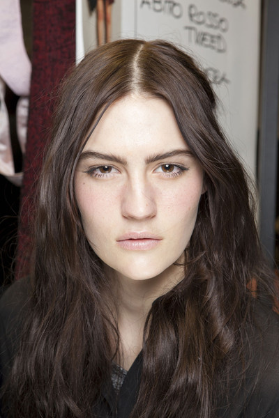 No. 21 at Milan Fall 2012 (Backstage)