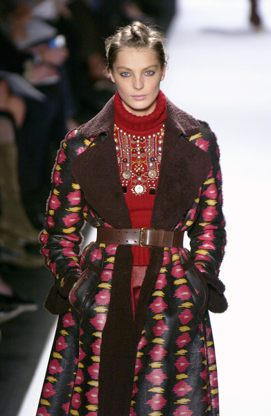 Oscar de la Renta at New York Fall 2005
