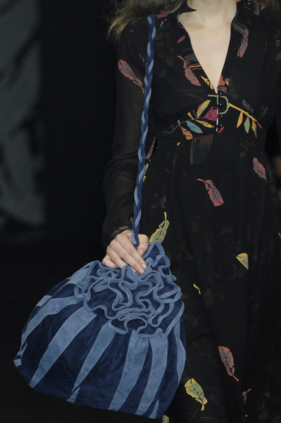 Ossie Clark at London Fall 2009 (Details)