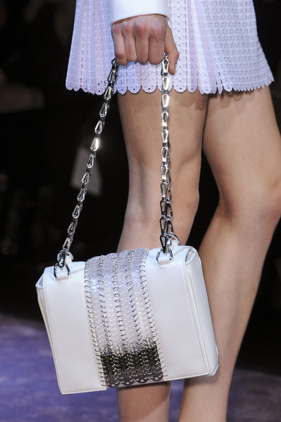 Paco Rabanne Spring 2013 - Details