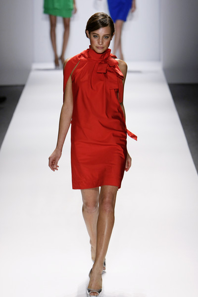 Pamella Roland at New York Spring 2009