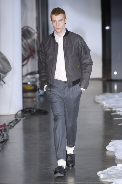 Patrik Ervell at New York Fall 2011