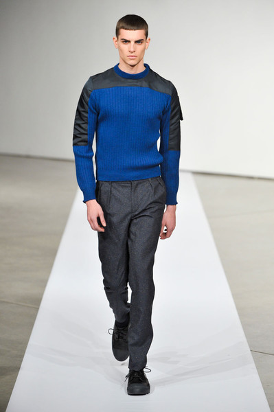 Patrik Ervell at New York Fall 2012