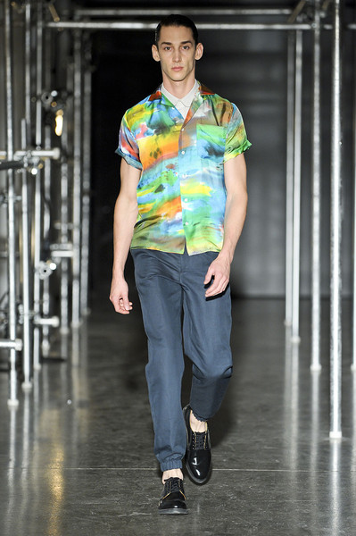 Patrik Ervell at New York Spring 2012