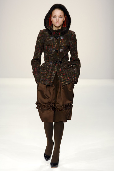 Paul Costelloe at London Fall 2008