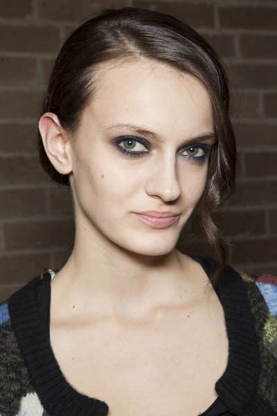 Paul Smith Fall 2012 - Backstage