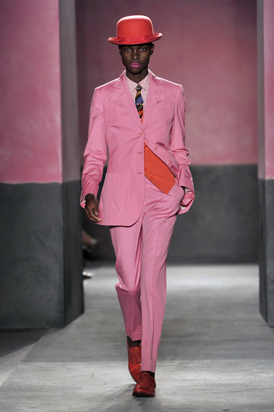 Paul Smith at London Spring 2010
