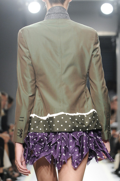 Paul Smith at London Spring 2011 (Details)