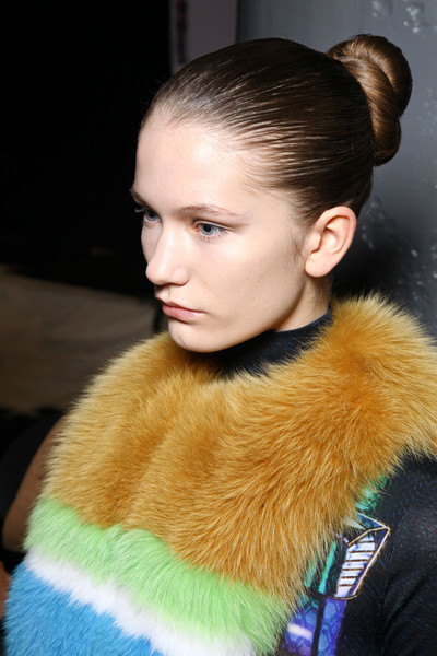Peter Pilotto Fall 2012 - Backstage