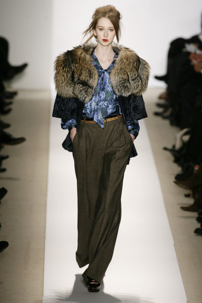 Peter Som at New York Fall 2008
