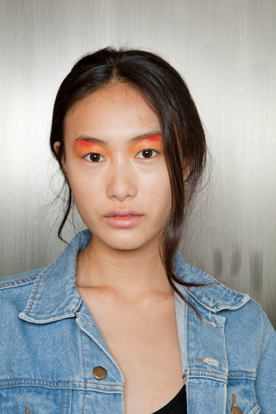 Peter Som at New York Spring 2013 (Backstage)