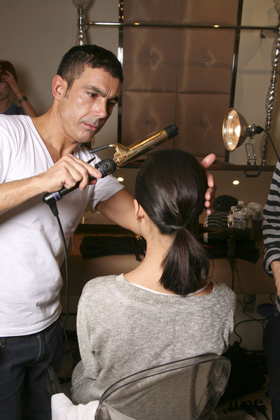 Philosophy di Alberta Ferretti Fall 2011 - Backstage