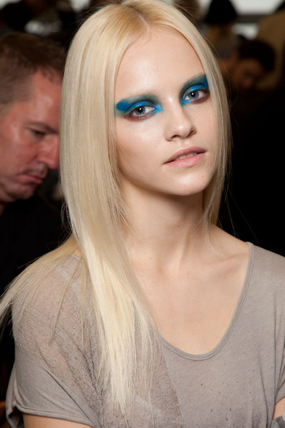 Prabal Gurung Fall 2012 - Backstage