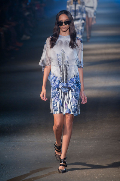 Prabal Gurung at New York Spring 2013