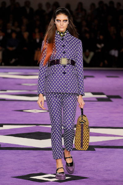 Milan Fashion Week Fall 2012, Prada