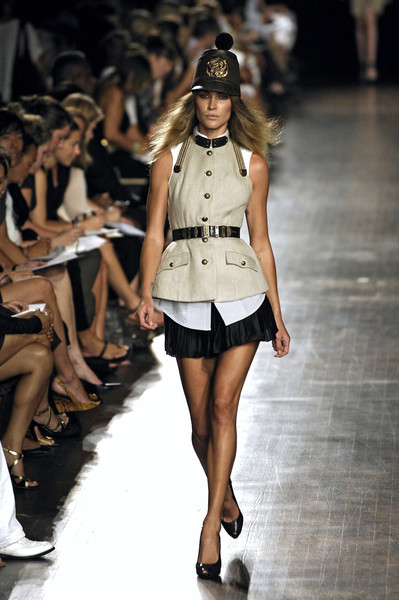 Proenza Schouler at New York Spring 2008