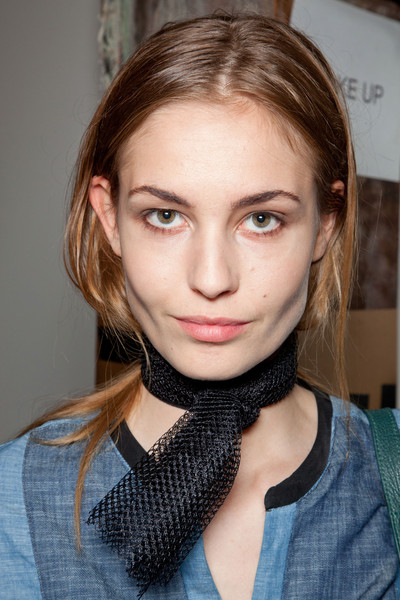 Proenza Schouler at New York Spring 2013 (Backstage)