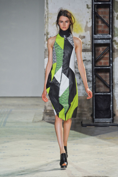 Proenza Schouler at New York Spring 2013