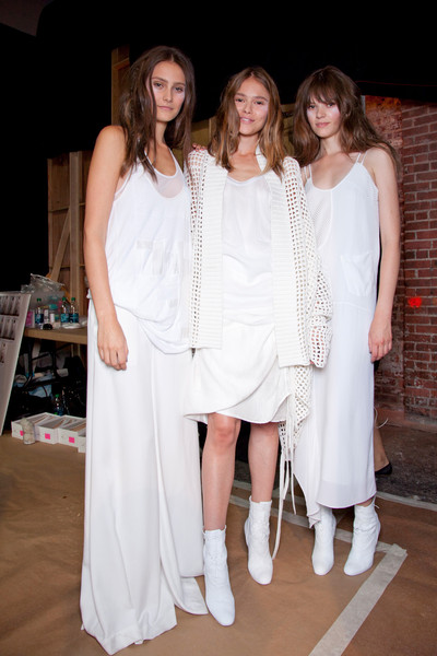 Rag & Bone Spring 2013 - Backstage