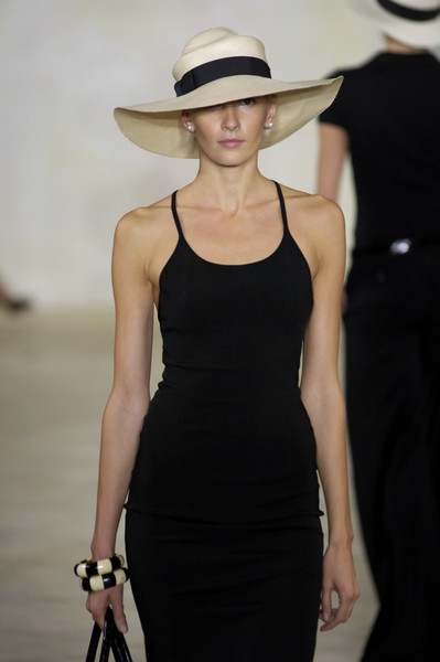 Ralph Lauren at New York Spring 2007